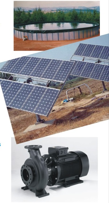 water pump solar